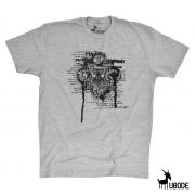Bazar - Camiseta Escudo Maçônico