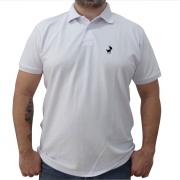 Camisa Pólo Branca UBODE