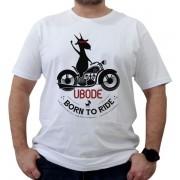 Camiseta BORN TO RIDE UBODE