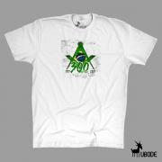 Camiseta Esquadro Compasso 300 Brasil