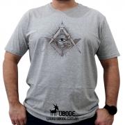 Camiseta Esquadro Compasso Grafiti