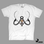 Camiseta Esquadro e Compasso Anzol e Vara