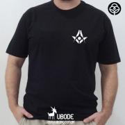 Camiseta Esquadro e Compasso hi-tec Pocket