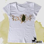 Camiseta Feminina - 2019