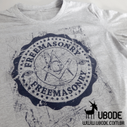 Camiseta Freemasonry