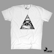 Camiseta o Olho que Tudo Vê