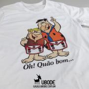 Camiseta Oh Quão Bom - Vermelho