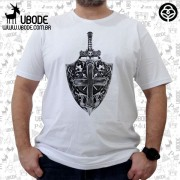 Camiseta Skull Shield