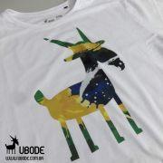 Camiseta UBODE Brasil