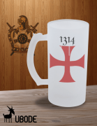 Caneca de Chopp -  DeMolay 1314