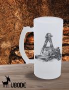 Caneca de Chopp -  martelo-pedra-esquadro