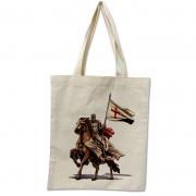 Ecobag Cavaleiro Templário