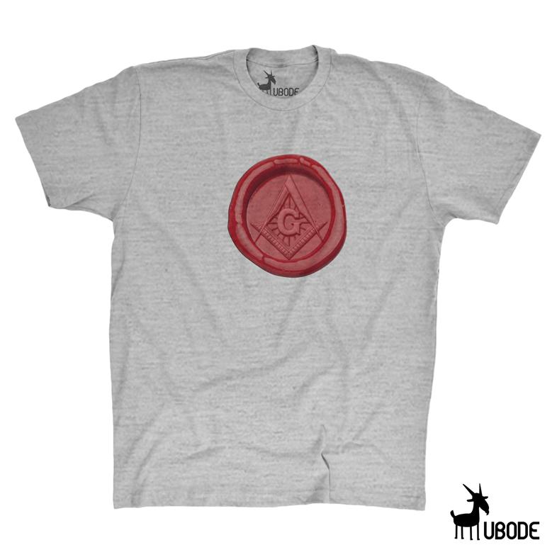 Bazar - Camiseta Selo Maçônico