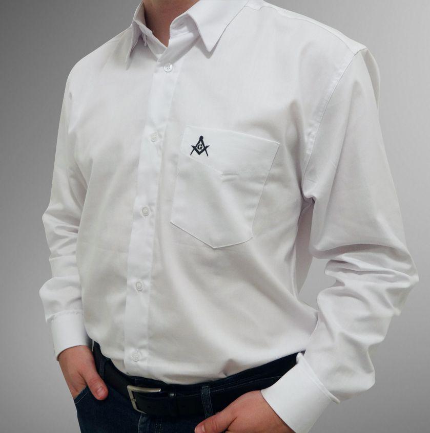 Camisa manga longa Esquadro e Compasso