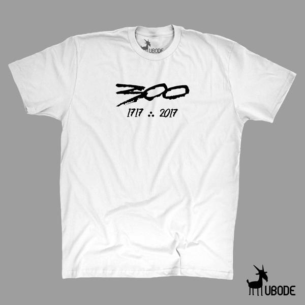 Camiseta 300