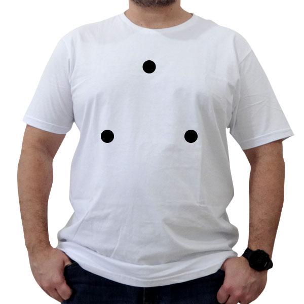 Camiseta 3 Pontos