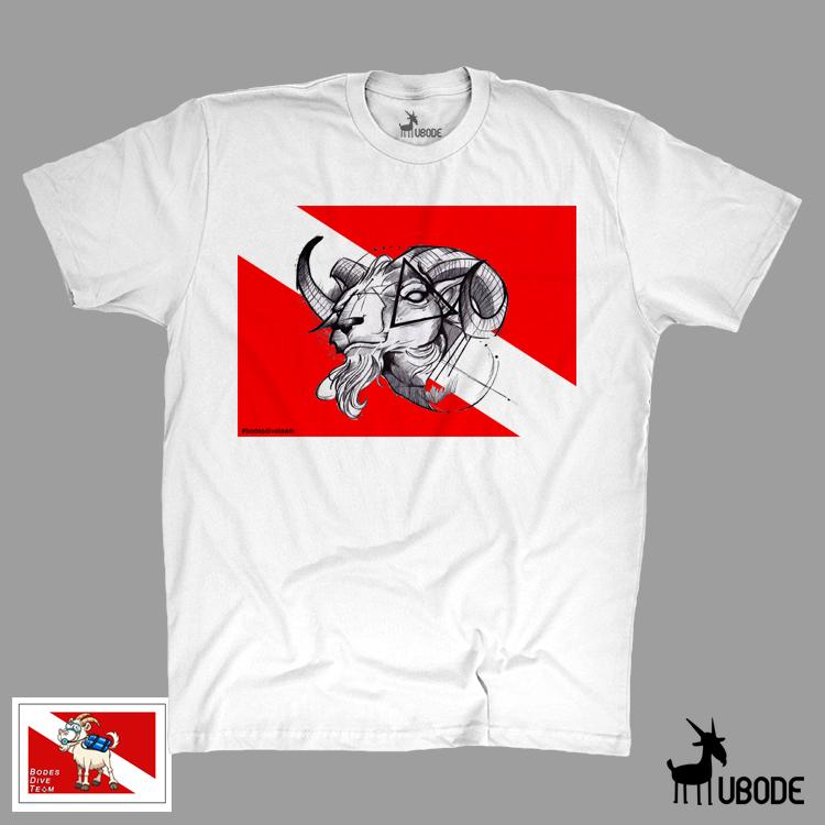 Camiseta Bode Triangulo