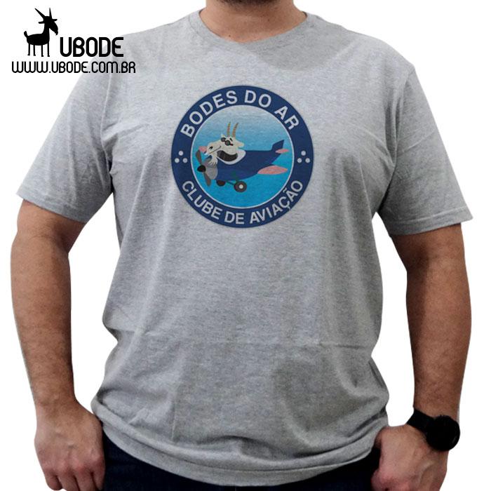 Camiseta Bodes do Ar - Impressão Frente