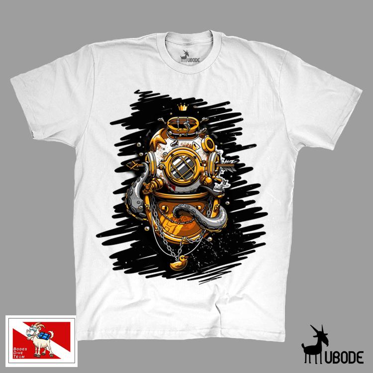 Camiseta Bodes Escafândro