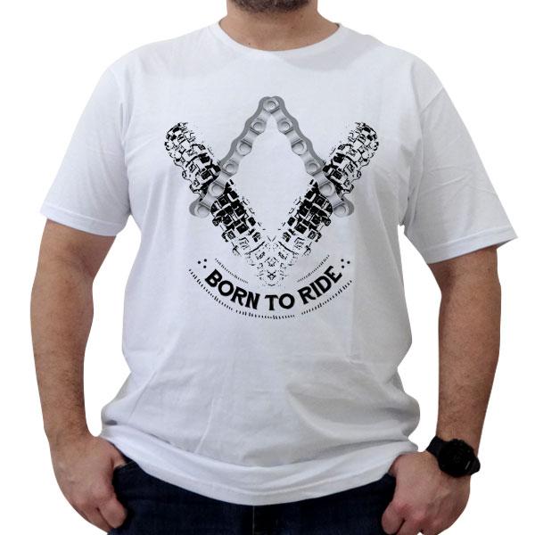 Camiseta BORN TO RIDE