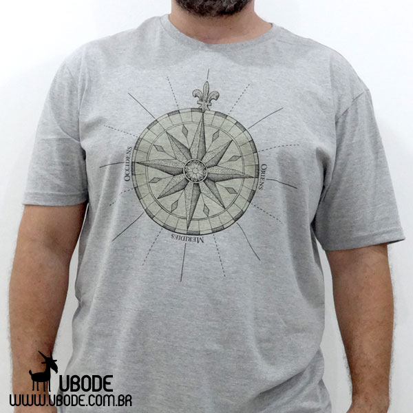 Camiseta Bússola