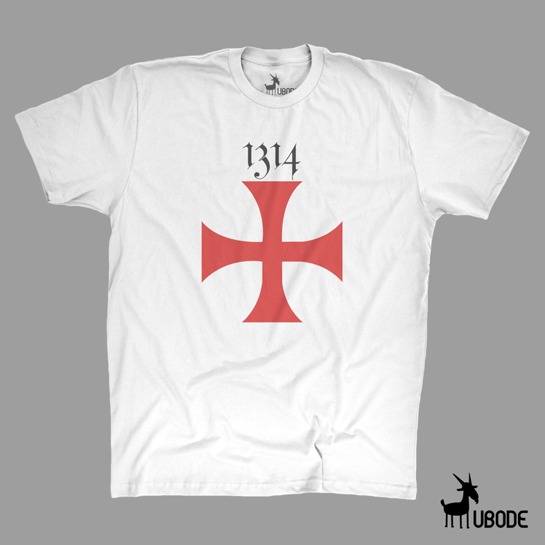 Camiseta Cruz DeMolay