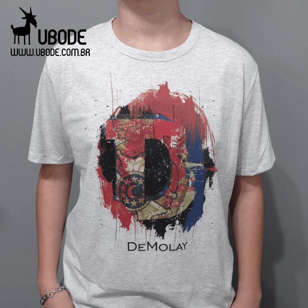 Camiseta DeMolay Art