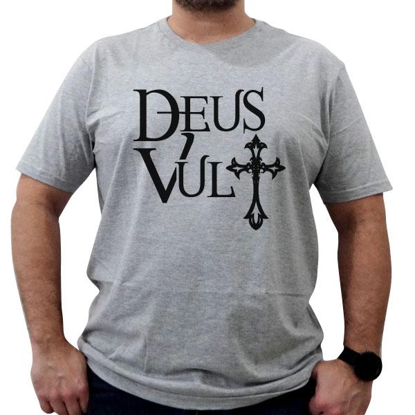 Camiseta Deus Vult