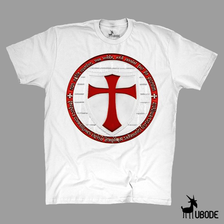 Camiseta Escudo Templário