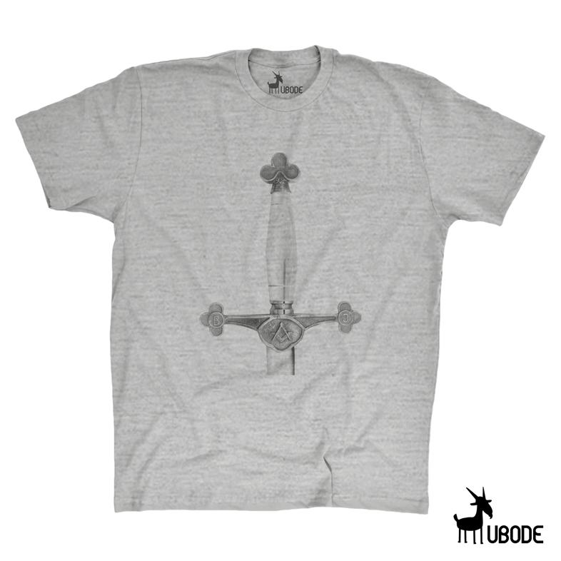Camiseta Espada