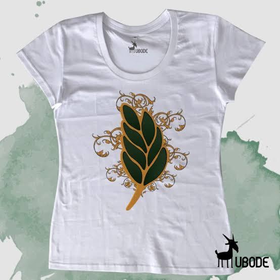 Camiseta Feminina Acácia