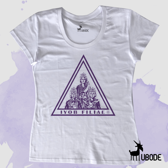 Camiseta Feminina - Filhas de Jó