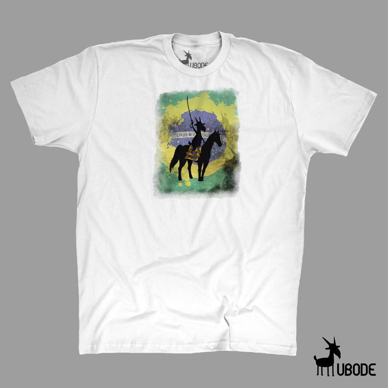 Camiseta UBODE Independência