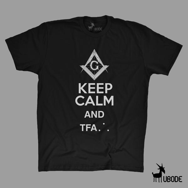 Camiseta Keep Calm
