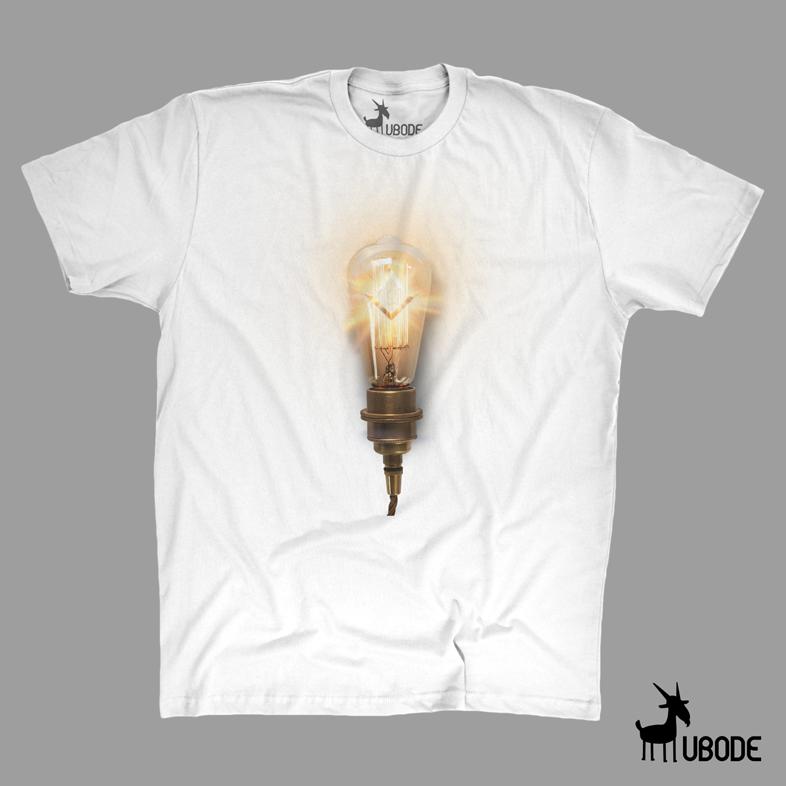Camiseta Lâmpada
