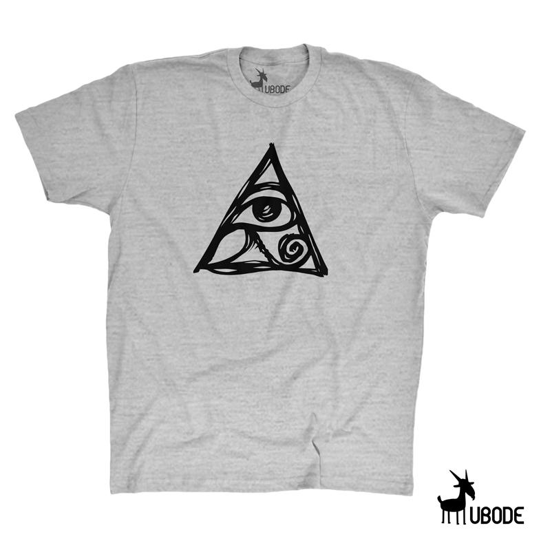 Camiseta Olho que Tudo Vê Design