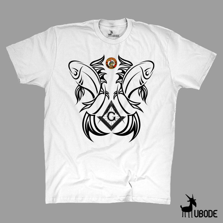 Camiseta Peixes Bodes da Pesca