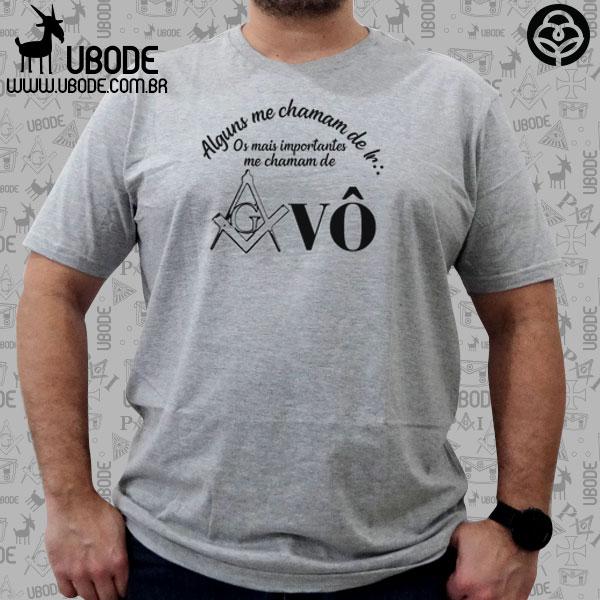 Camiseta - Pessoas Importantes - Avô