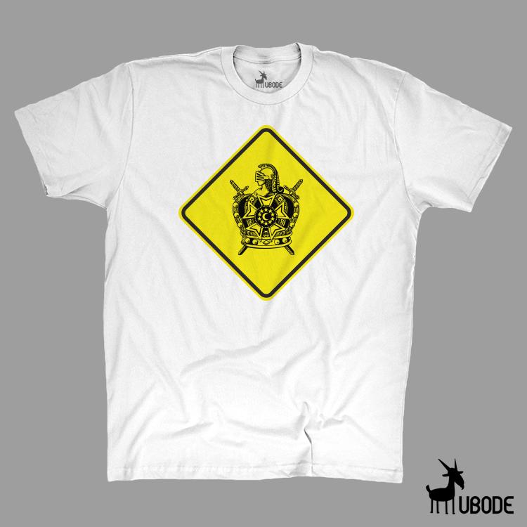 Camiseta Placa Demolay