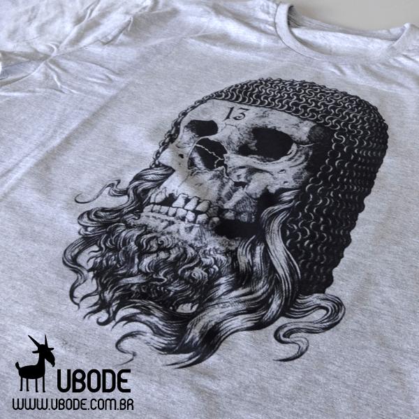 Camiseta Skull Templar