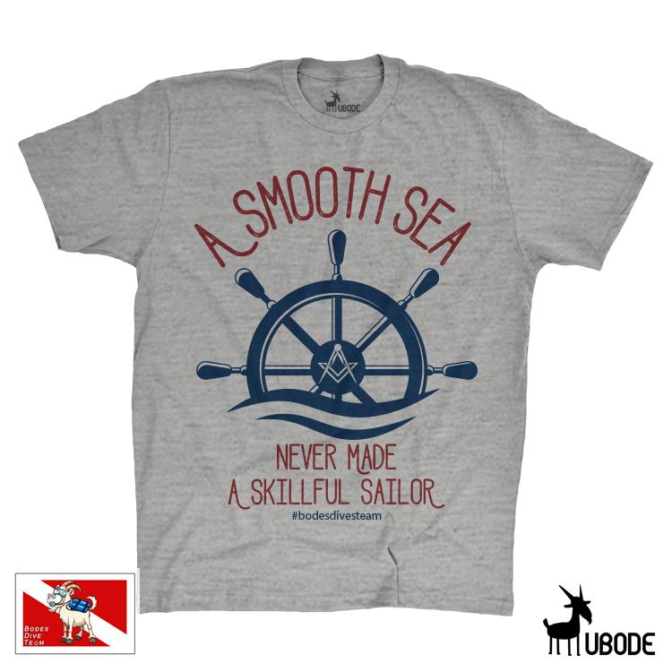 Camiseta Smooth Sea