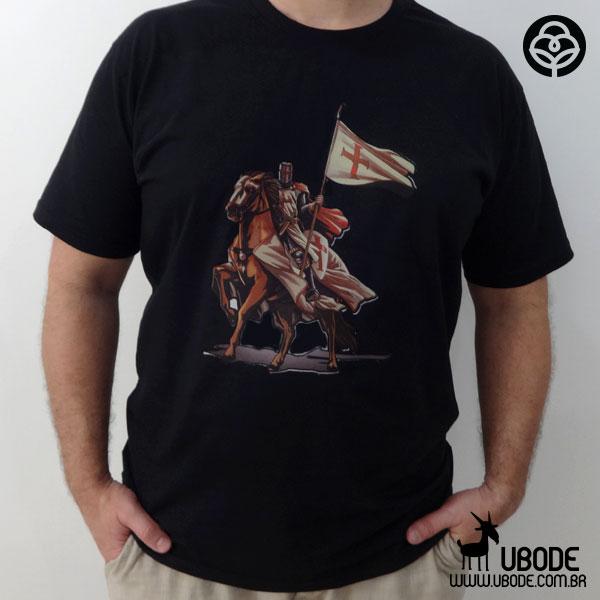 Camiseta Templário
