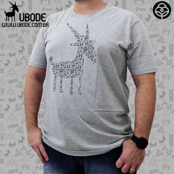 Camiseta UBODE Maçom