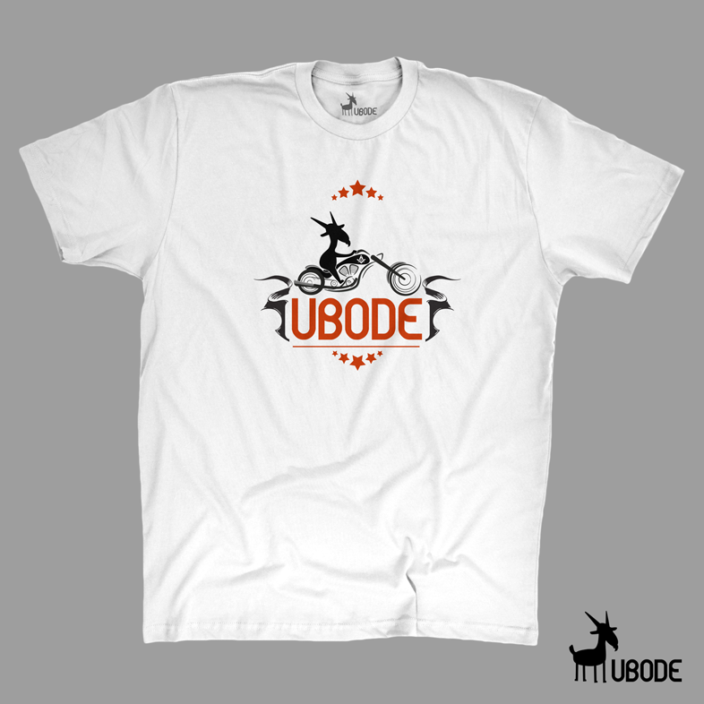 Camiseta UBODE moto
