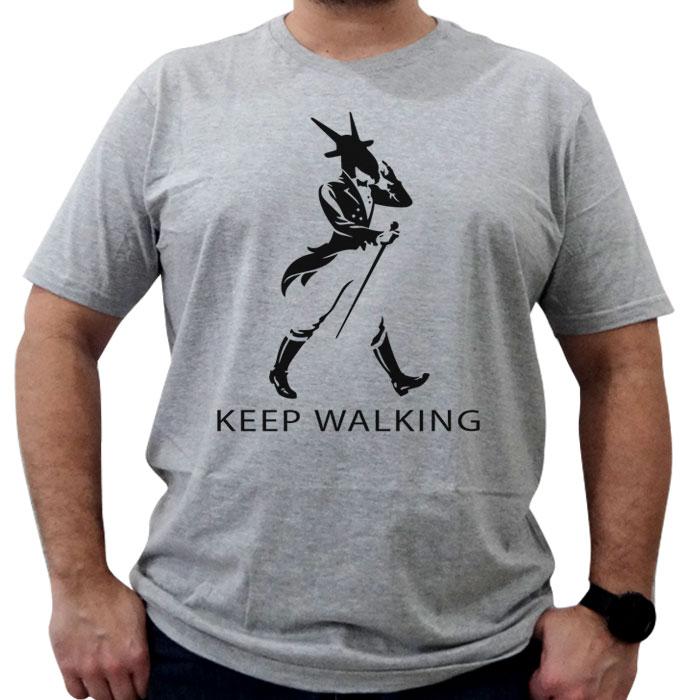 Camiseta UBODE Walk