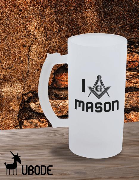 Caneca de Chopp -  I Mason