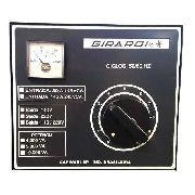 Regulador Manual De Tensão / Voltagem Girardi 5000 VA Entrada 220 Saída Bivolt