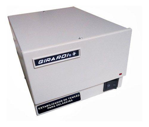 Protetor Eletrônico 1500 W Girardi AM 127 / 127 V