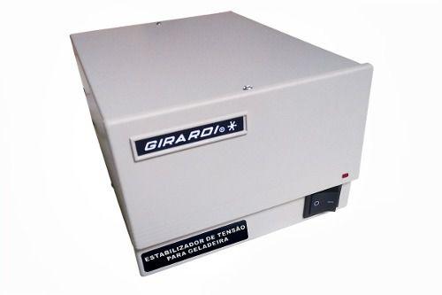 Protetor Eletrônico 1050 W Girardi Conversor AM 220 Para 127 V