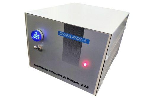 Estabilizador Automático De Tensão Girardi S-GR 3500 W  220 / 220 V